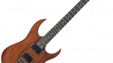 Ibanez RG421 Solid Mohagany