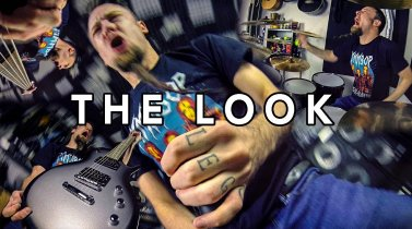 Roxette - The Look (metal cover by Leo Moracchioli)