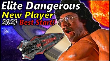 How to Have the Best Start Elite Dangerous for New Player - 2021 Elite Dangerous Beginners Guide